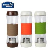 【限时抢】乐扣乐扣水杯水壶创意塑料便携运动水杯学生男女士随手杯茶杯杯子HLC820T