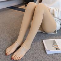 孕妇冬装薄绒打底裤袜托腹裤春夏季薄款凉快袜裤孕妇超薄打底裤潮