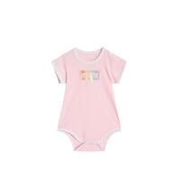 安踏童装 舒适透气耐磨婴小童连体服A37923202