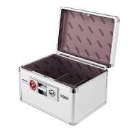 收纳盒印章盒子收纳印章箱公章盒财务用品办公用品收纳包印章袋