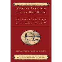 【预订】Harvey Penick's Little Red Book: Lessons and Teachings