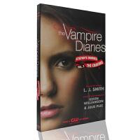 现货 The Vampire Diaries 吸血鬼日记 斯特凡的日记3 英文原版小说