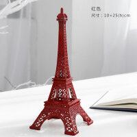新款铁艺铁塔摆件巴黎埃菲尔模型 埃弗尔铁塔小装饰工艺品