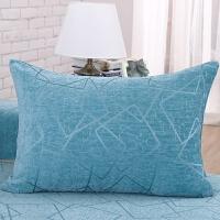 沙发抱枕套不含芯靠垫套正长方形大靠枕套子45/55/65/50/70/60x80