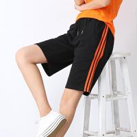 女夏宽松薄款中裤五分裤女短裤新款夏季纯棉休闲运动裤七分裤