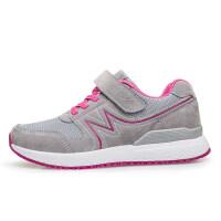 老年鞋女滑软底老人健步鞋中年运动鞋中老年妈妈鞋舒适女鞋