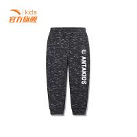 【3折价59.7】安踏童装男小童针织长裤儿童运动裤休闲裤子35919749