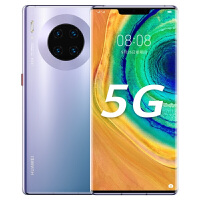 【当当自营】华为 Mate30 Pro 5G 全网通8GB+512GB 星河银 麒麟990 OLED环幕屏 5G手机