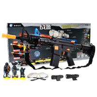 扬楷玩具水弹枪穿越火线雷神可发射水晶子弹软弹对战冲锋狙击枪