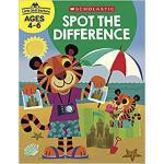 【预订】Little Skill Seekers: Spot the Difference 9781338255591