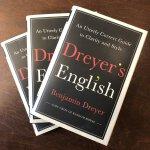 英文原版 德雷耶英语指南 兰登书屋总编著 写作 Dreyer's English: An Utterly Correc