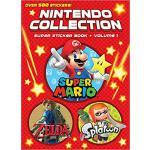 【预订】Nintendo Collection: Super Sticker Book: Volume 1 (Nint