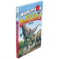 [现货]英文原版After the Dinosour 恐龙的故事 I can read 系列
