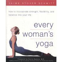 EVERY WOMAN'S YOGA(ISBN=9780761537229) 英文原版