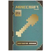 英文原版我的世界:建筑手册 游戏攻略书Minecraft: Construction Handbook (Updated