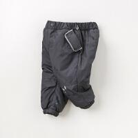 【夹棉】davebella戴维贝拉2019冬季新款男童保暖印花棉裤DB11955