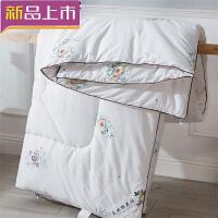棉花被子 冬被棉被芯棉棉制胎单双人加厚保暖6斤8斤10斤棉花被子被褥冬季定制 220*240 10斤 棉花被