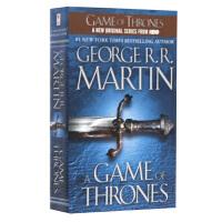 现货 权力的游戏 英文原版小说 A Game of Thrones 冰与火之歌1 a song of ice and