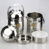 饭保温饭盒12小时304不锈钢家用多层3层真空长保温桶汤桶