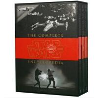 现货 英文原版 Star Wars Encyclopedia 星球大战完全百科设定