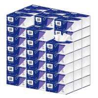 清风真真抽纸30包整箱家用实惠装卫生纸餐巾纸巾面巾纸旗舰店纸抽