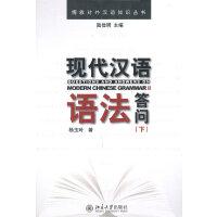 博雅对外汉语知识丛书―现代汉语语法答问(下)