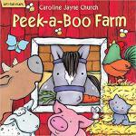 【预订】Peek-A-Boo Farm 9780794440671