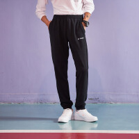 李宁卫裤男士训练系列针织运动裤AKLK373