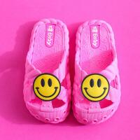儿童拖鞋 男女童软底浴室家居鞋2020夏季男女宝宝休闲室内外中大童童居家时尚防滑鞋子