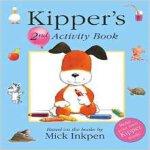 现货 Kipper's 2nd Activity Book