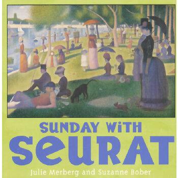 Mini Masters:Sunday with Seurat大师名作:和瑟拉在一起的星期天 ISBN9780811847582