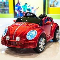 儿童电动车汽车遥控玩具车可坐人四轮小孩婴儿带摇摆宝宝卡通童车