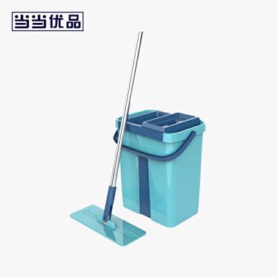 当当优品 免手洗干湿两用平板拖把 刮刮乐当当自营 免手洗 干湿两用 赠超细纤维布*1