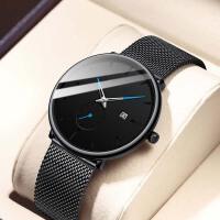 虫洞新款概念手表全自动机械表韩版时尚潮流学生手表男士石英防水