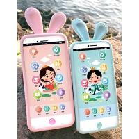 仿真触屏手机充电玩具电话婴儿0-3岁1宝宝玩具儿童音乐
