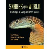 【预订】Snakes of the World: A Catalogue of Living and Extinct S