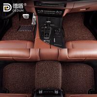 沃尔沃S60L新能源XC60新款S90专用V90CC XC90 XC40汽车丝圈脚垫