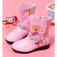 芭比barbie童鞋中小童鞋子特卖童鞋休闲鞋(5-10岁可选)DA1783