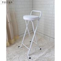 柜台吧椅折叠吧椅 酒吧椅酒吧凳吧台椅高脚凳钓鱼凳