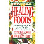 HEALING FOODS, THE(ISBN=9780440214403) 英文原版