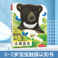 亮丽精美触摸书:小熊波比