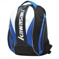 特价包邮 kawasaki川崎羽毛球包双肩背包 运动包拍包登山旅行电脑书包鞋袋男女 KBP-8220