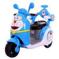 儿童电动三轮车儿童电动摩托车男孩宝宝充电玩具电瓶童车大号可坐人小孩