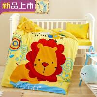 可做棉制儿童幼儿园宝宝午睡被子三件套七件套含芯婴儿被褥棉定制