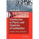 【预订】Introduction to Physics and Chemistry of Combustion 978