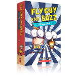 苍蝇小子英文原版绘本 Fly Guy And Buzz 15册合集 生动活泼 简单有趣的桥梁读物