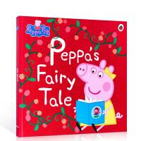 顺丰包邮 英文原版进口 Peppa Pig: Peppa's Fairy Tale 小猪佩奇的童话 大开本 亲子英语读