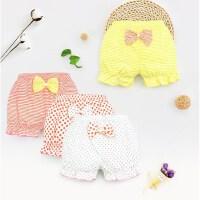 宝宝小内裤男夏女0一1-2-3岁婴儿内外穿夏季薄款训练三角可开档