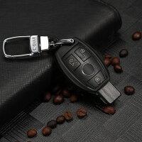 适用奔驰钥匙包C级C200L/C180L/GLC260/GLA200/GLK300/钥匙壳扣
