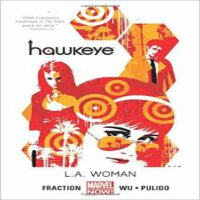 现货 Hawkeye Volume 3: L.A. Woman 英文原版 漫威 漫画